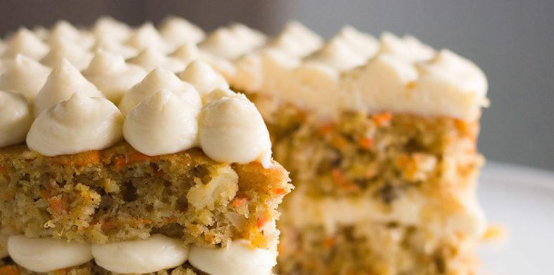 Recipes Desserts Banner Carrot Cake