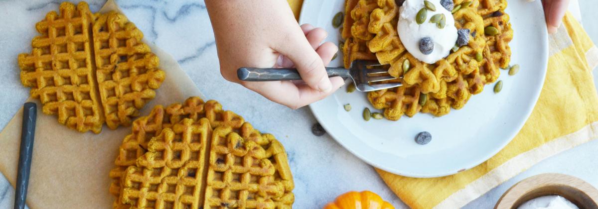 Wafflesbanner