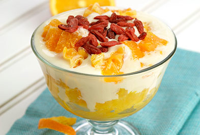 Citrus Dream Parfait