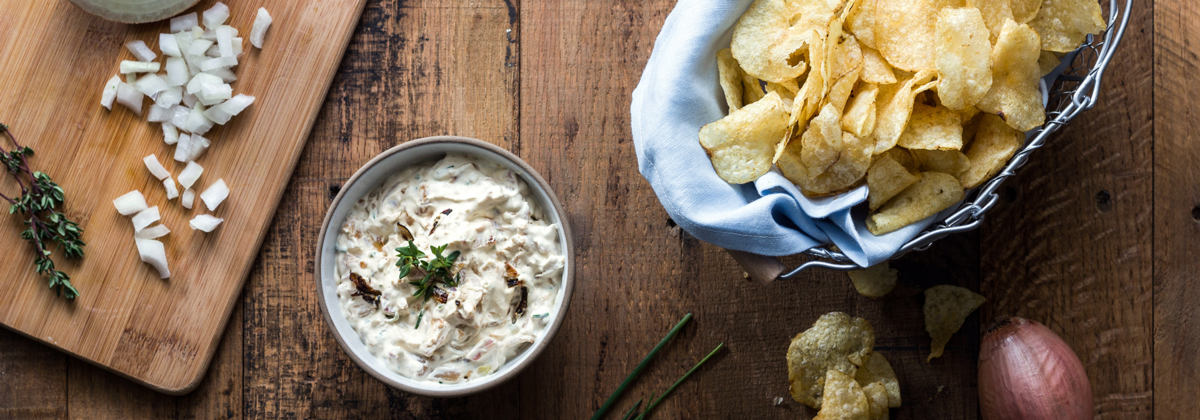 Recipes Appetizers Banner French Onion Dip 1200X420