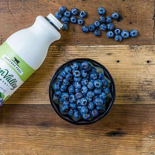 Gvc Fancy Up Your Food Blueberry Kefir