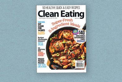 Clean Eating Magazine Clean Choice Award for Kefir