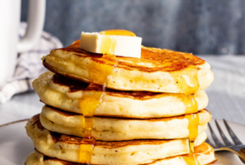 Light & Fluffy Power Pancakes