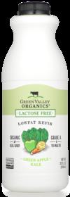 Green Apple Kale Kefir