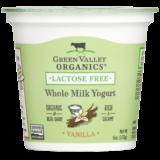 Vanilla Whole Milk Yogurt