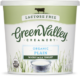 Green Valley Creamery Whole Milk Plain Yogurt 24oz