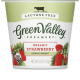 Green Valley Creamery Lowfat Strawberry Yogurt