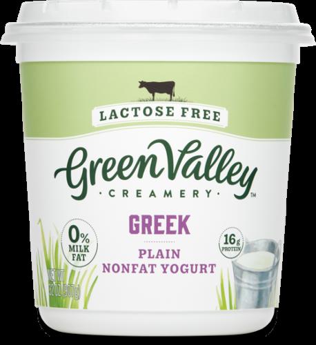 Lactose Free Greek Yogurt 32Oz Plain Nonfat