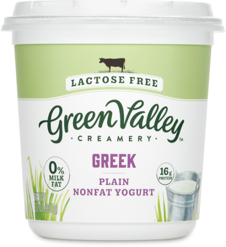 Lactose Free Greek Yogurt 32Oz Plain Nonfat