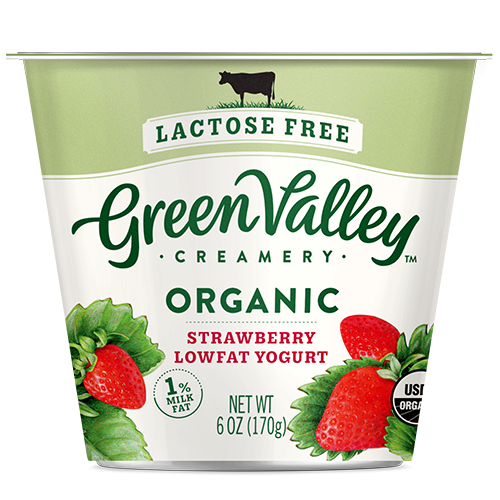 Product Banner Org LF Yogurt 6oz Strawberry 500x500