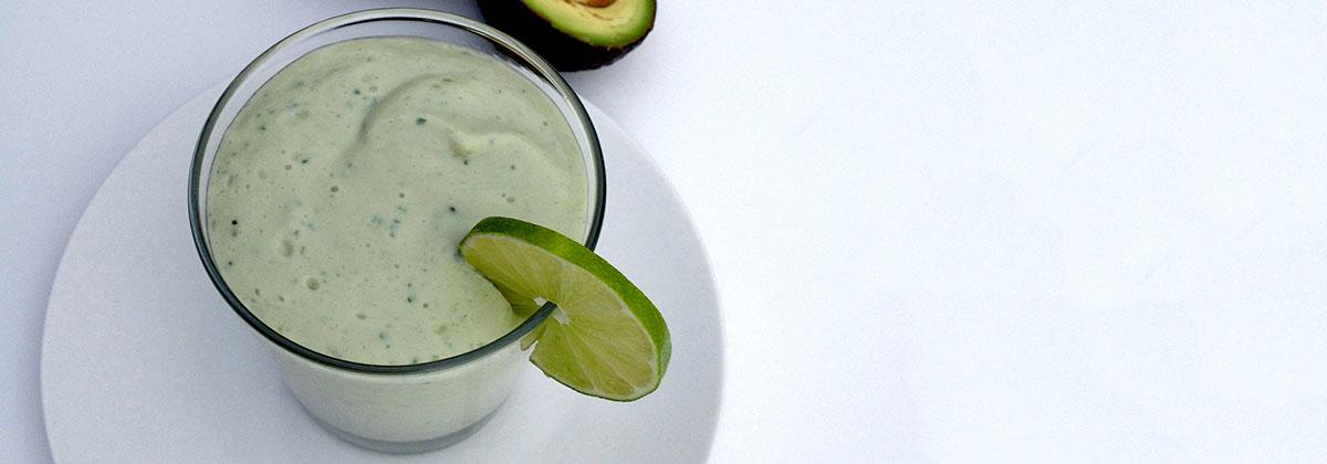 Recipes Beverages Banner Avocado Smoothie 1200X420Px V2