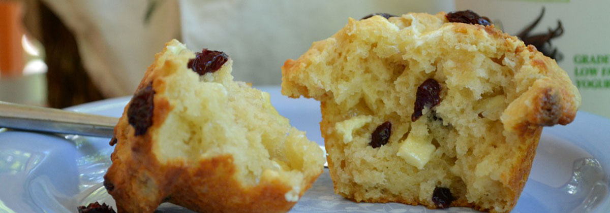 Recipes  Breakfast  Banner Big Beautiful Muffins 1200X420Px