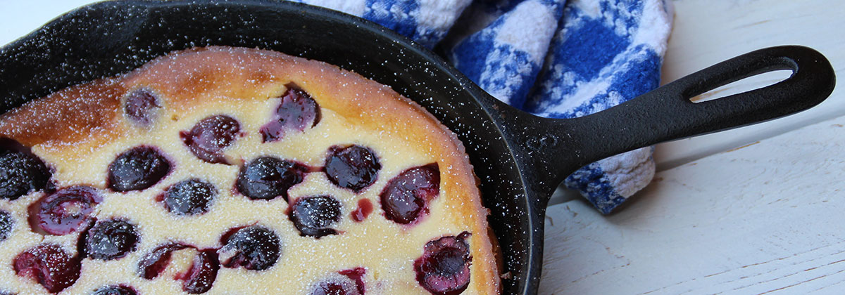 Recipes  Clafoutis  Banner 1200X400Px