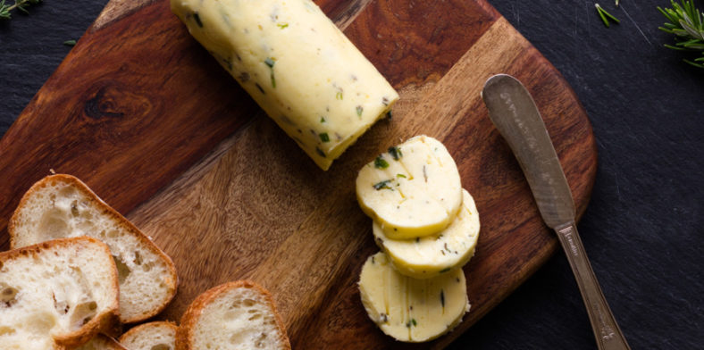 Recipes Appetizers Banner Garlic Herb Butter V1