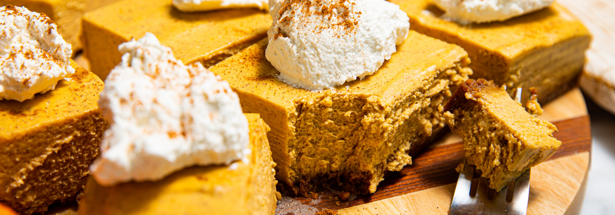 Pumpkin Chai Cheesecake Header2