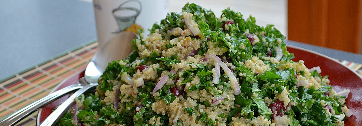Recipes Salads Banner Quinoa Kale Salad 1200X420Px
