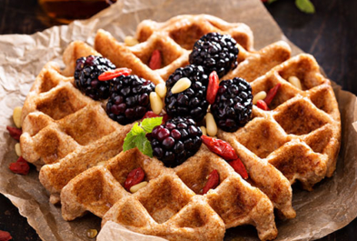 The Best Waffle Recipe