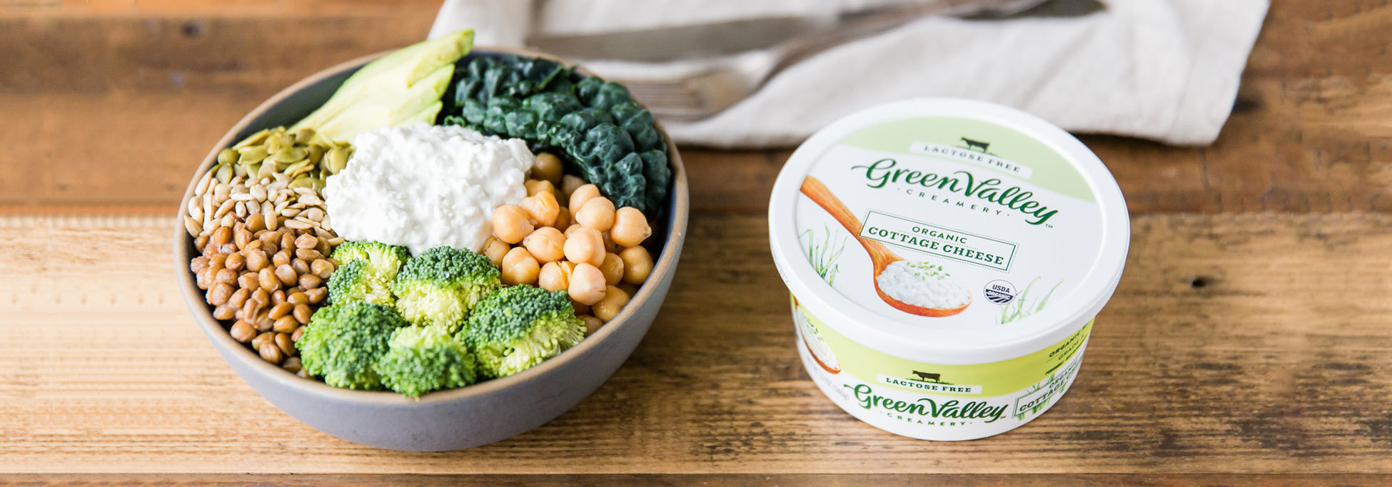 Recipes Triple Green Macro Bowl Banner